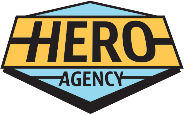 Hero Agency - Saving the web from bad design.